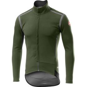 Castelli Perfetto RoS Long Sleeve Jacket Men military green